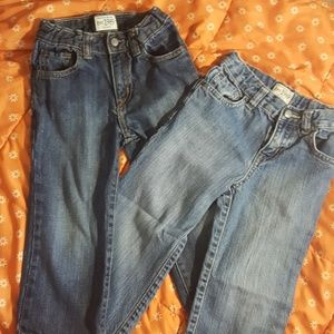 TWO for the price of ONE! Children's Place Jeans